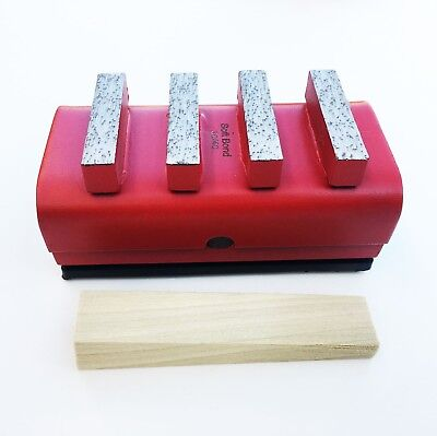 New 6pk Hard Concrete Diamond Grinding Block For Edcostowhusqgeneral Grinders