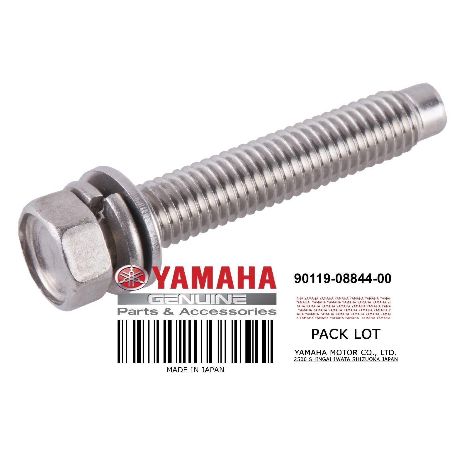 Yamaha OEM BOLT WITH WASHER 90119-08844-00