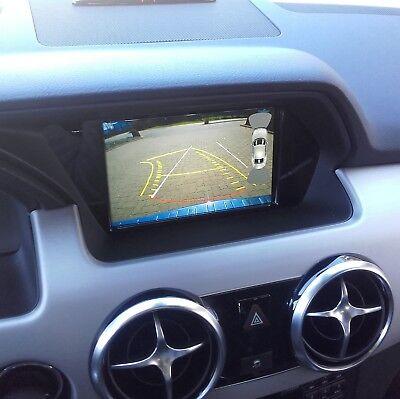 GLK X204 Comand Online Audio 20 Rückfahrkamera Rückfahrsystem Mercedes Benz