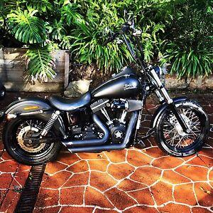 Street bob 2013 $19000ono Springwood Blue Mountains Preview