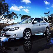 2008 Subaru Impreza RX Sedan 5sp manual 4cyl 2L engine Griffith Griffith Area Preview