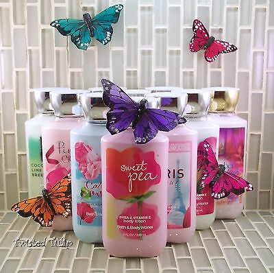 Bath and Body Works BODY LOTION Full Size NEW