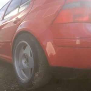 2003 Volkswagen Golf 5 speed