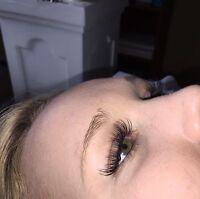 $60 Full Set Eyelash Extension Service