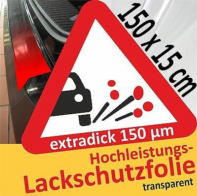 Lackschutzfolie transparent universal Steinschlagschutzfolie Auto Kfz klar Folie