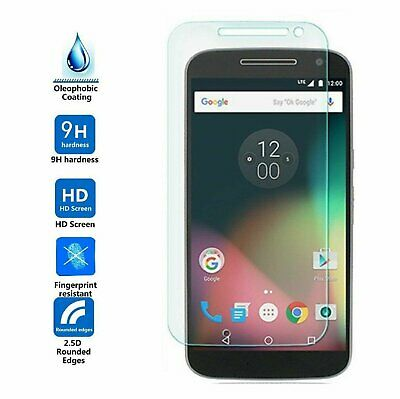 Premium Tempered Glass Screen Protector for Motorola Moto G4 (2016) XT1625 Cell Phone Accessories