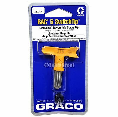 Graco Rac 5 Switchtip Linelazer Paint Spray Tip Ll5315
