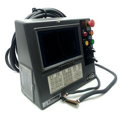 Kawasaki Ad Controller Operator Panel Wcable 9 Screen 3.5 Fdd For A50fjs-5