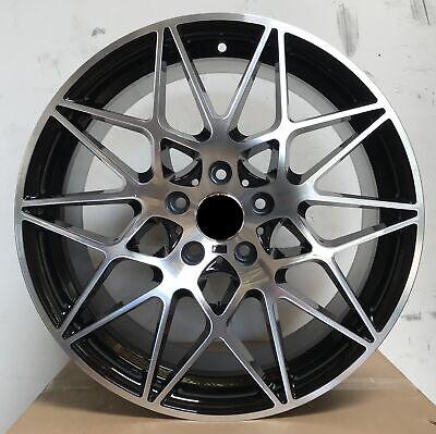 666 M3 M4 Style 19x8.5/9.5 BMF Wheels (Set of 4) Fits BMW F30 328i 335i 340i