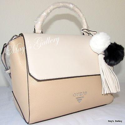 Guess shopper Hand Bag Handbag Purse Wallet Satchel Tote shopping Crossbody NWT