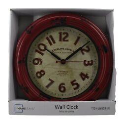 Mainstays Wall Clock