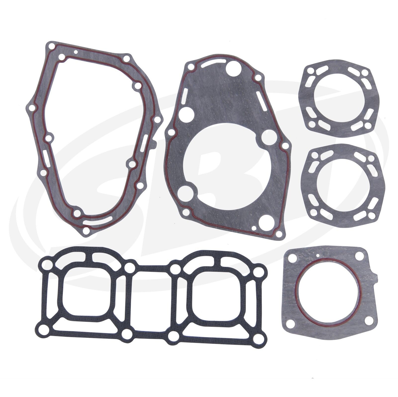 Yamaha Exhaust Gasket Kit 1990 1991 1992 1993 Wave Runner 650 LX