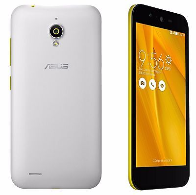 "ASUS ZenFone Live G500TG White (Factory Unlocked) 16GB 5.0"" 8MP Dual Sim"