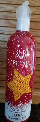 JAFRA ROYAL ALMOND body OIL ORIGINAL  16.9  fl oz. BIG SIZ. unisex segunda mano  Embacar hacia Mexico