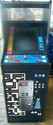 Ms Pac-man Galaga Combo 20 Year Reunion Anniversary Multi Arcade Video Game