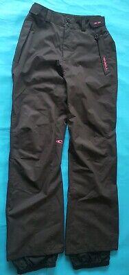 O'NEILL Brown Fifty 2 Series Waterproof Ski Trousers  Size 38 W30 L31