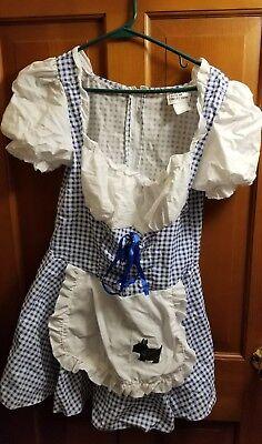 Dorothy Halloween Costume Cosplay size Medium Adult California Costume ](Dorothy Cosplay)
