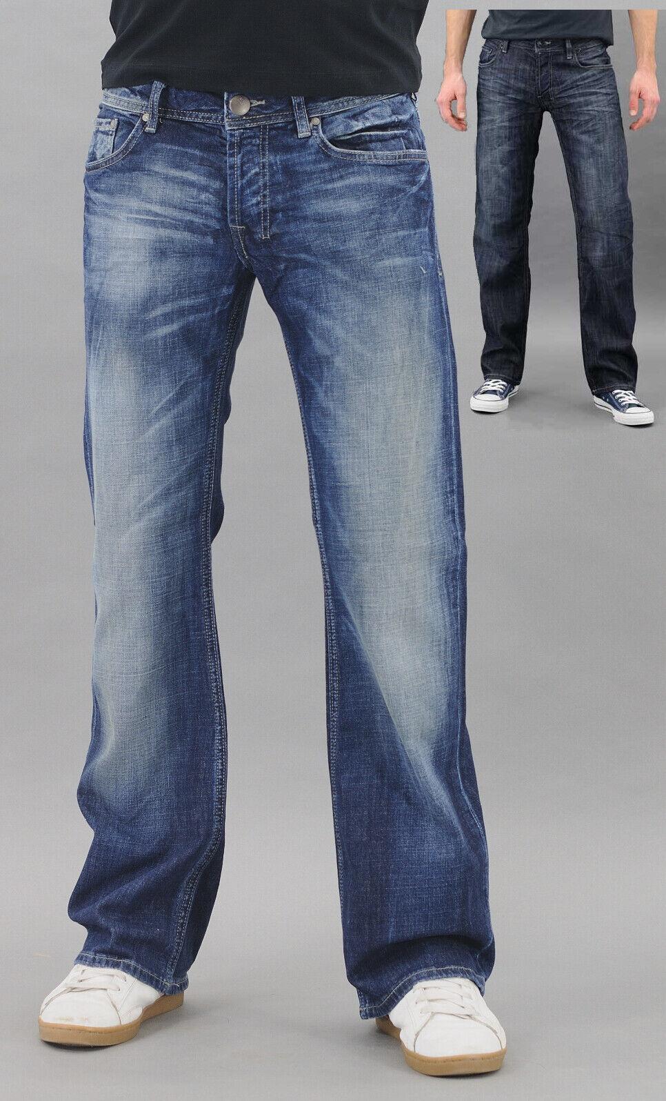 Details zu LTB Jeans Bootcut Tinman Roden Hosen Jeanshose blau regular hellblau dunkelblau