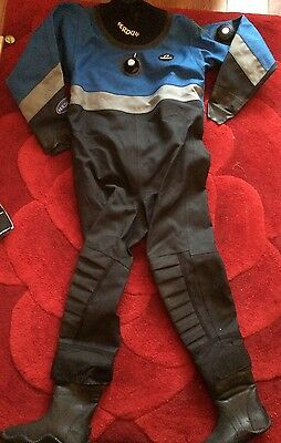 **Dry Suit** Size 6 Boot **Oceanic**