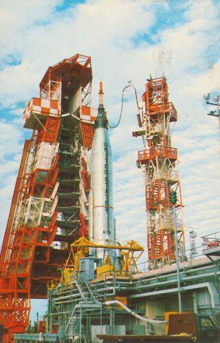 NASA JOHN F KENNEDY SPACE CENTER ATLAS-MERCURY postmark 1973