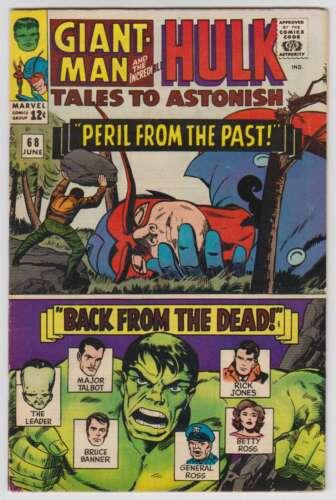 L7381: Tales to Astonish #68, Vol 1, VF Condition