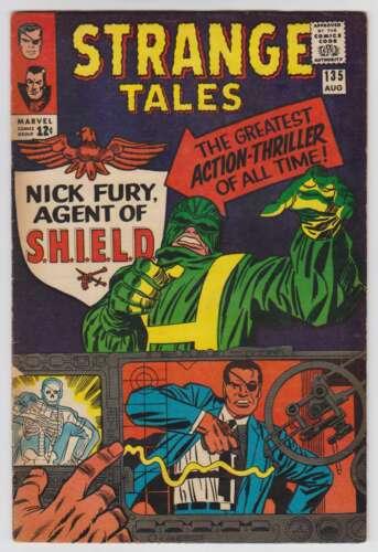 L8319: Strange Tales #135, Vol 1, F/VF Condition