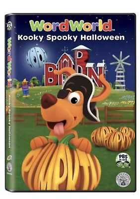 NEW & SEALED Word World A Kooky Spooky Halloween - Word World Spooky Halloween