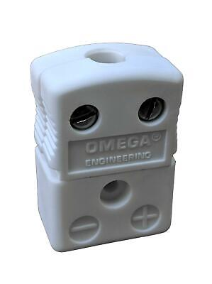 Nhx-k-f Omega Thermocouple Connector Nhx Se Ceramic Soli Type K