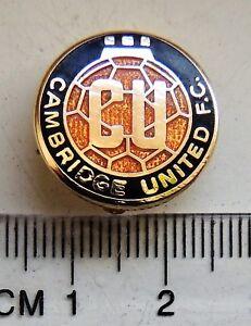 CAMBRIDGE UNITED FC vintage badge pin anstecknadel brosche brooch - Solec Kujawski, Polska - CAMBRIDGE UNITED FC vintage badge pin anstecknadel brosche brooch - Solec Kujawski, Polska