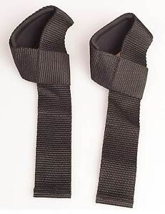 NEW ON SALE - Weightlifting Straps Silverwater Auburn Area Preview