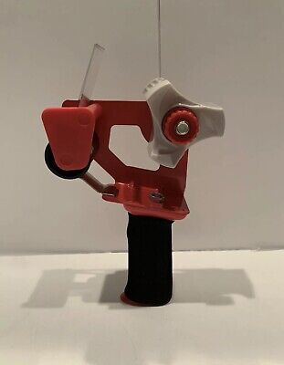 Scotch 3mpackaging Tape Gun Dispenser 2 Inch Foam Grip Heavy Duty- Brand New
