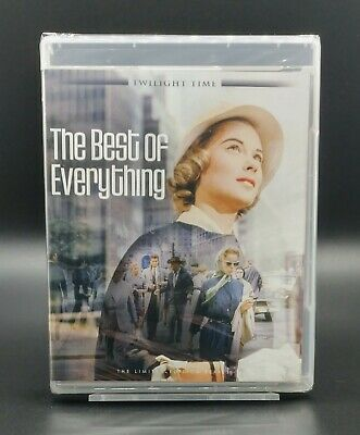 The Best Of Everything (1959) Twilight Time Blu Ray - Hope Lange - BRAND