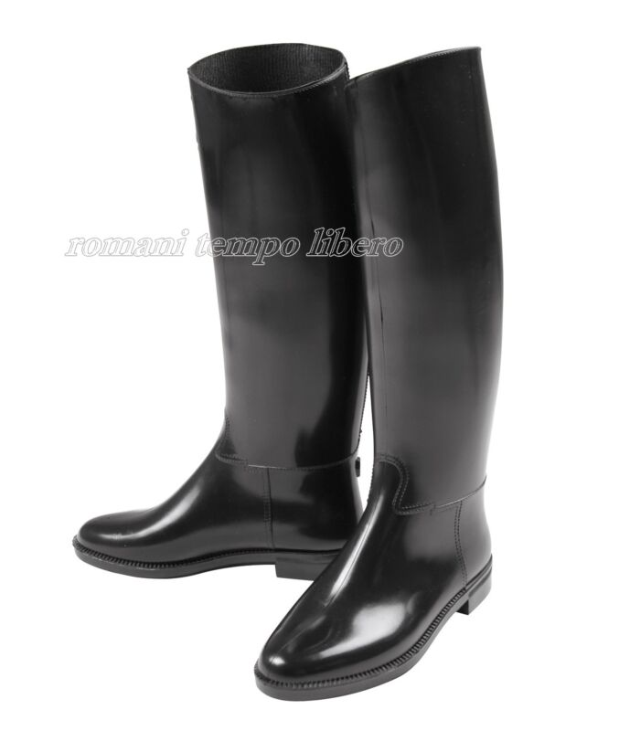 Riding Boots Rubber