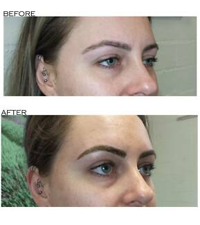 Eyebrow Microblading/Feathering/Semi-Permanent Make-Up for Brows