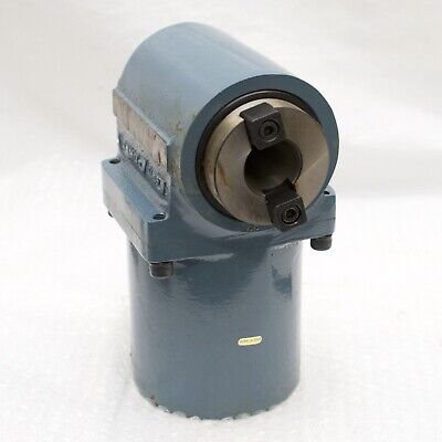 Milling Machine Accessory - Right Angle Attachment For Nt30 Spindle Taper