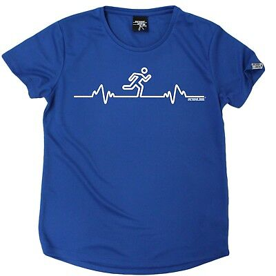 Personal Best - Pulse Running - Dry Fit Breathable Sports Round-Neck