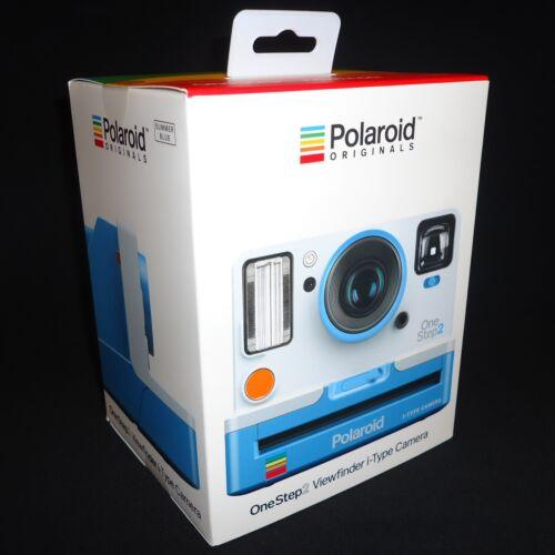 Polaroid Originals OneStep 2 Viewfinder i-Type Instant Camera Summer Blue Sealed