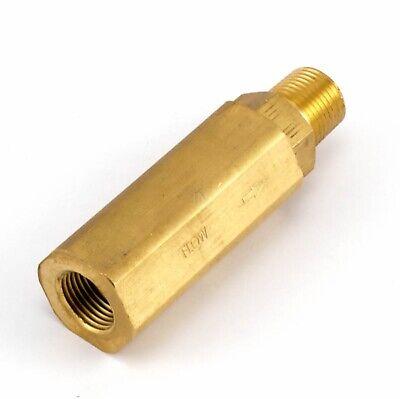 Pressure Washer Inline Tip Filter Brass 14 Npt Threads