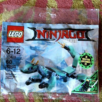 Lego 30428 The Ninjago Movie, Dragon