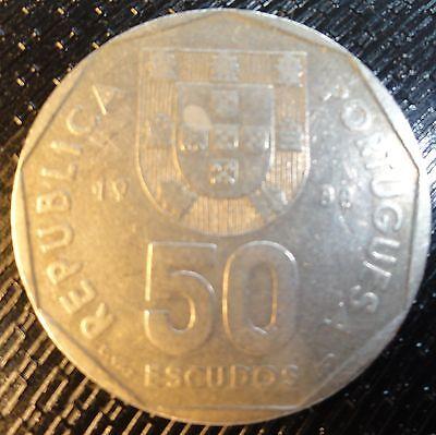 Coin.Portuguese 50