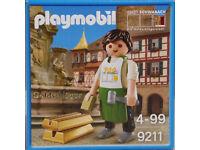 Playmobil 9211 Schwabacher Goldschläger Promotion Figur NEU// OVP limitiert
