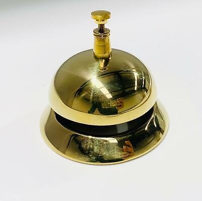 Desk Bell (Plain) - DB100