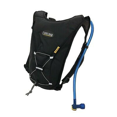 GENUINE CAMELBAK WATERBAK 1.5ltr Pureflow Hydration Pack Oval Logo Black *NEW*