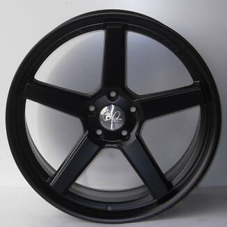 "20"" G2 326 Alloy Wheels to suit most 5 stud FWD medium cars Toowoomba 4350 Toowoomba City Preview"