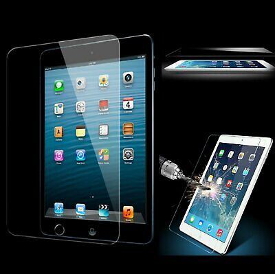 0.33mm Premium Tempered Glass Film Screen Protector for iPad 4 3 2 Mini & Air Computers/Tablets & Networking