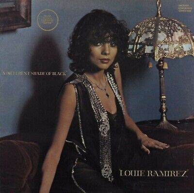 LOUIE RAMIREZ A Different Shade Of Black COTIQUE RECORDS Sealed Vinyl Record (Louie Shades)