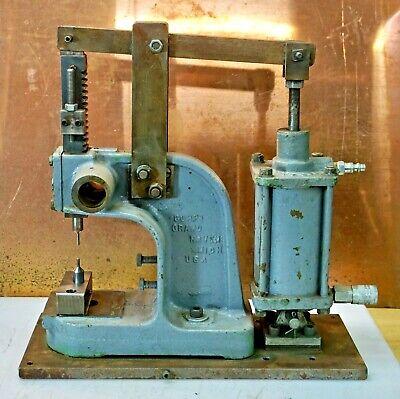 Dakemead-usa Bench Press 12 Ton Pneumatic Air Punch Press
