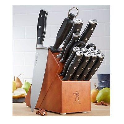 JA Henckels International 15-Piece Forged Accent Knife Block Set - Ja Henckels International