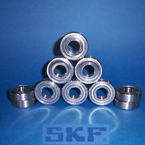 10-Cuscinetto-a-sfere-6201-ZZ-2Z-Articolo-di-marca-SKF-12x-32-x-10-mm