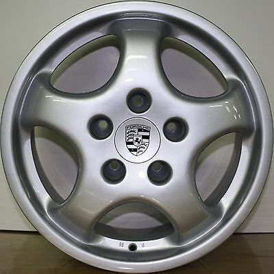 PORSCHE 964 CUP NEW WHEEL 17 ORIGINAL FRONT  96536212401